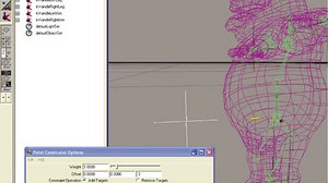 'Building Interactive Worlds in 3D': Building a Skeleton with Inverse Kinematics