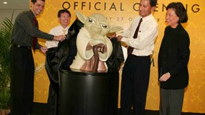 Lucasfilm Animation Singapore Opens for Business