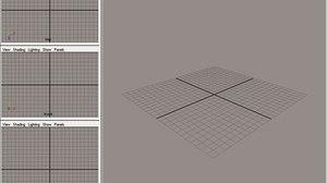 'Learning Maya 7 | Foundation': Polygonal Orb — Part 1