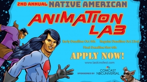 2nd Annual Native American Animation Lab Open for Applications