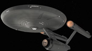 'Star Trek': Re-Mastered for HD in 3D