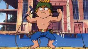Anime Reviews: Karas & N-H-K Welcome, Hammerboy Not So Much