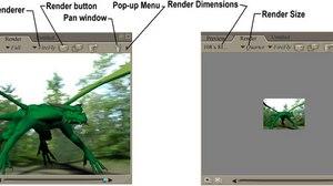 'Poser 7 Revealed': Render Images