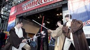 Animation Smorgasbord at New York Comic Con