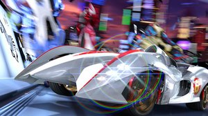 'Speed Racer' and the Art of 'Photo Anime'