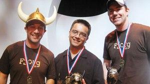 FJORG! 2008: Iron Animators 2
