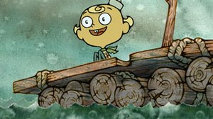 A Boy and His Whale: The Marvelous Making of 'Flapjack'