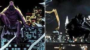 Zack Snyder Talks 'Watchmen'