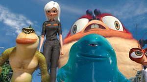 Mind Your Business: Reviewing 'Monsters vs. Aliens'