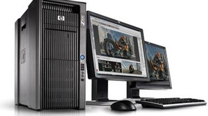 The HP Z800 Workstation Review: A First Look