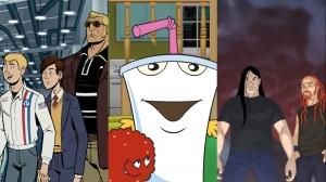 'Aqua Teen Hunger Force,' 'Metalocalypse' and 'The Venture Bros.' Movies Greenlit
