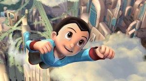 'Astro Boy' Flies Again