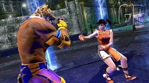 Tekken 6 for the PSP