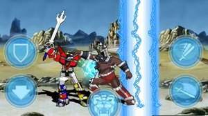 Sony Pictures' Mobile Voltron Game