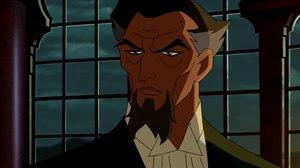 Isaacs Talks Voicing Ra's Al Ghul In Batman: Under The Red Hood