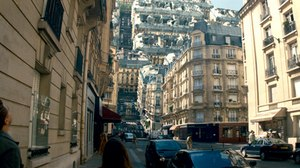 VFX from 'Inception'