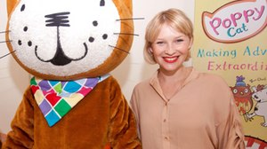 Joanna Page to be the voice of Poppy Cat