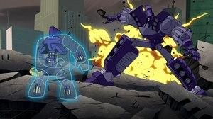 Genndy Tartakovsky Takes on Giant Robots
