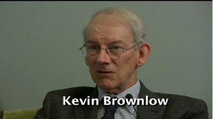 Craig Barron's Tribute to Oscar-Winning Preservationist Kevin Brownlow