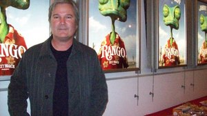 Gore Verbinski, 'Rango', and Chocolate Chip Cookies
