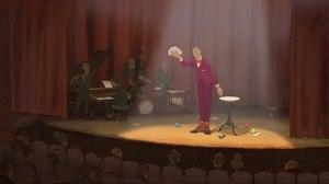 Chomet Talks 'The Illusionist'