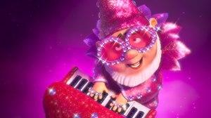 Elton Roars About 'Gnomeo & Juliet'