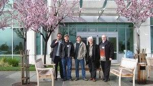 Oscar Tour Day 2: PDI/DreamWorks and Some Funky Berkeley Coffee Shop