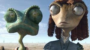 Verbinski Talks 'Rango'