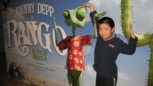 Perry's Previews 'Rango' – Even Johnny Depp Can't Save This Film