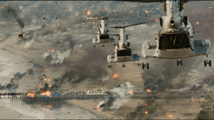 Taking Up Arms for 'Battle: Los Angeles'