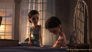 Lo Coloco Using Bakery Relight for Ana Animated Feature