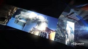 Pixeldust Creates Motion Graphics for MSNBC Special Day Of Destruction