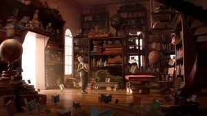 The Fantastic Flying Animated Adventure of William Joyce
