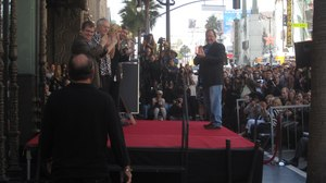 Lasseter Honored With A Star On The Hollywood Walk Of Fame