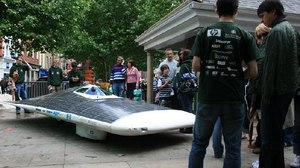 Green Means GO! The Technology Behind the World Solar Challenge
