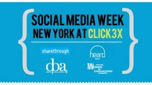 Click 3X Goes Big for New York Social Media Week