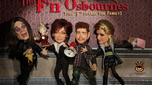 The Osbournes Get Animated