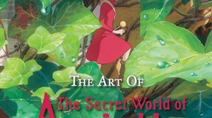 Book Review: 'The Art of The Secret World of Arrietty'