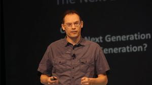 Epic Games Founder Tim Sweeney Talks Tech