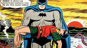 Batman Artist Sheldon Moldoff Dies