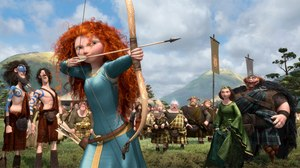 Pixar Previews 'Brave'