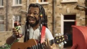 Aardman Joins Forces with Levi Roots