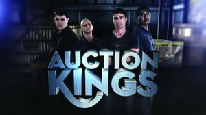 Oishii Creates Graphics Package for Discovery's 'Auction Kings'