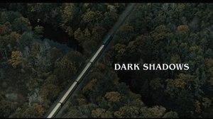 Richard Morrison Creates 'Dark Shadows' Title Sequence