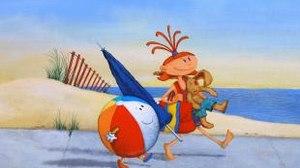 Animated Series 'Taffy Saltwater' in Development