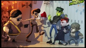 Bron Animation Launches with 'Mighty Mighty Monsters'
