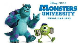 'Monsters University' Film Trailer Released