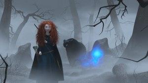 Pixar Gets 'Brave'