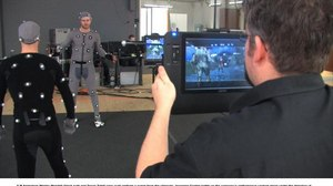 ILM Employs Vicon Motion Capture System for 'The Avengers'