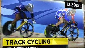 Vizrt Provides Live Graphics for BBC Olympic Coverage